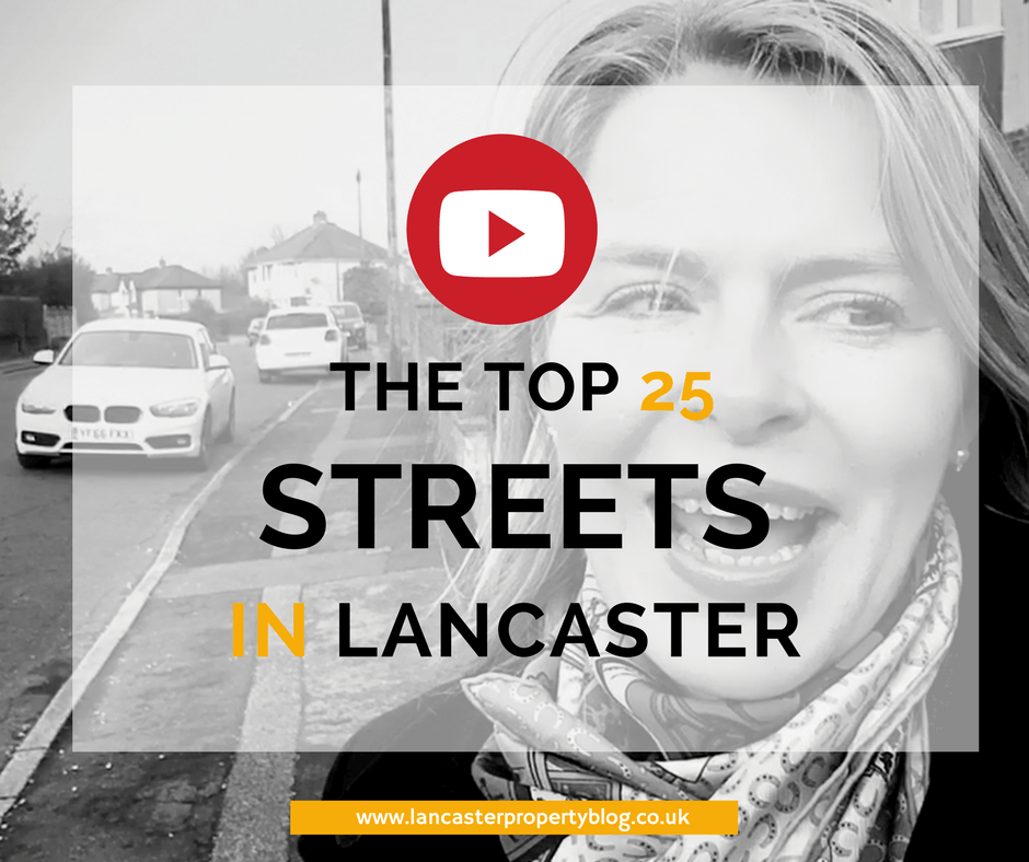 Top 25 Streets In Lancaster