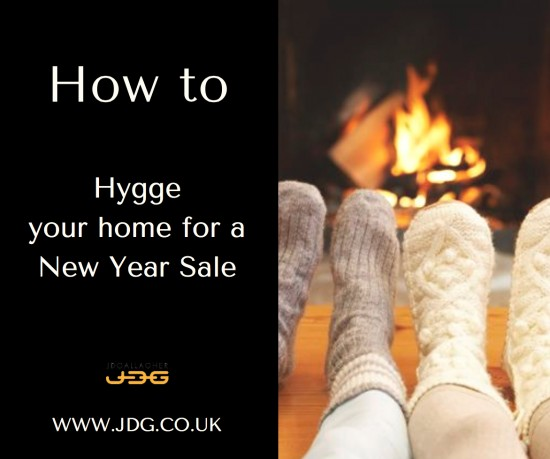 Hygge your home for a new year sale