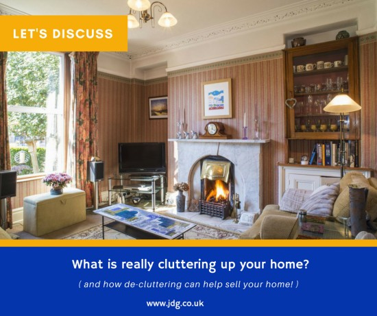 What's really cluttering up your home?