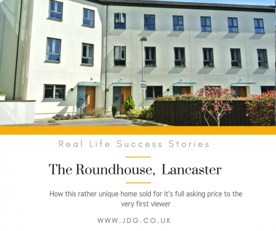 Real Life Success Stories.  The Roundhouse