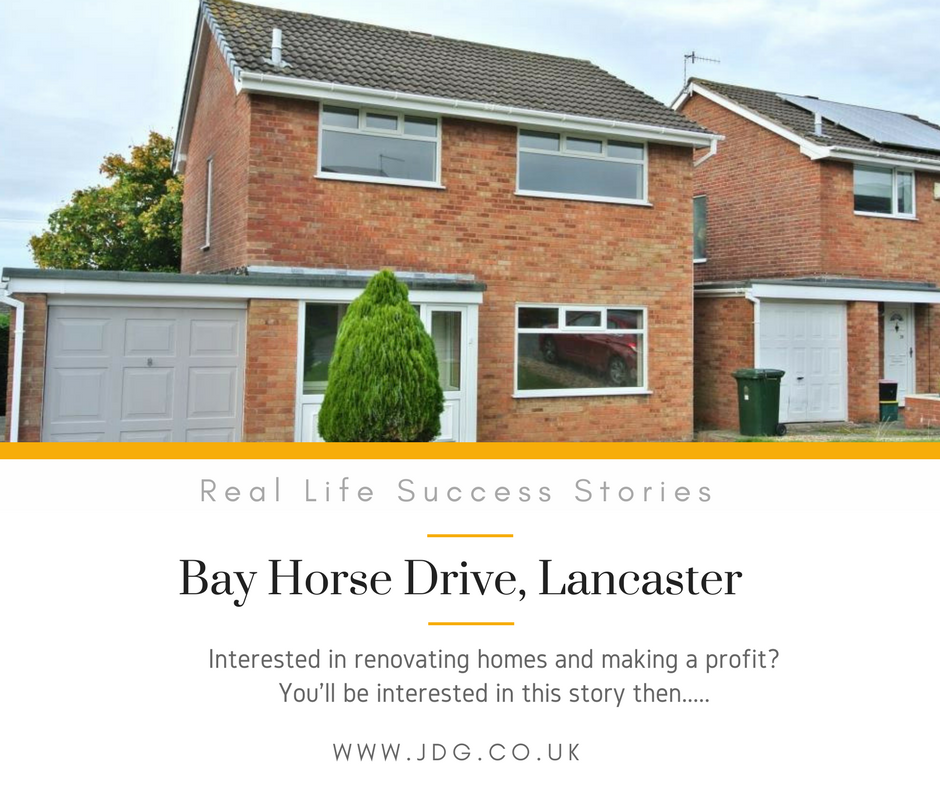 Real Life Success Stories.  Bay Horse Drive