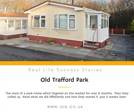 Real Life Succes Stories.   Old Trafford Park