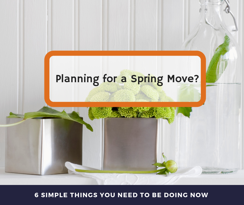 Selling your home? It's time to Spring into Action!