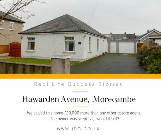 Real Life Success Stories.  Hawarden Avenue. Morecambe