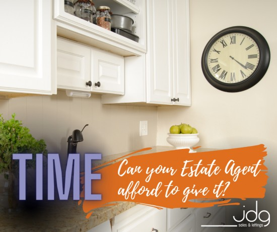 Can your agent afford to give you time?