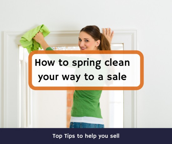 Spring Clean your way to a sale!