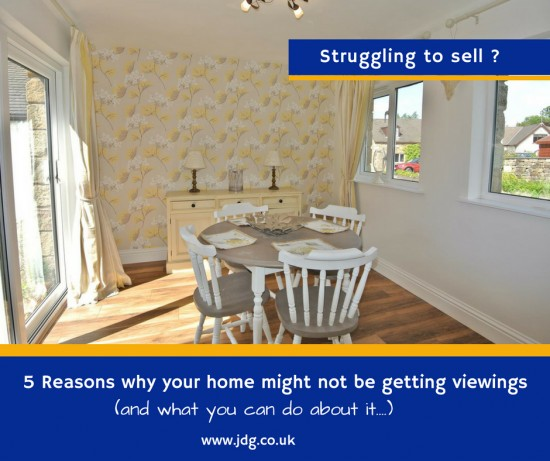 5 Reasons your home might not be getting viewings