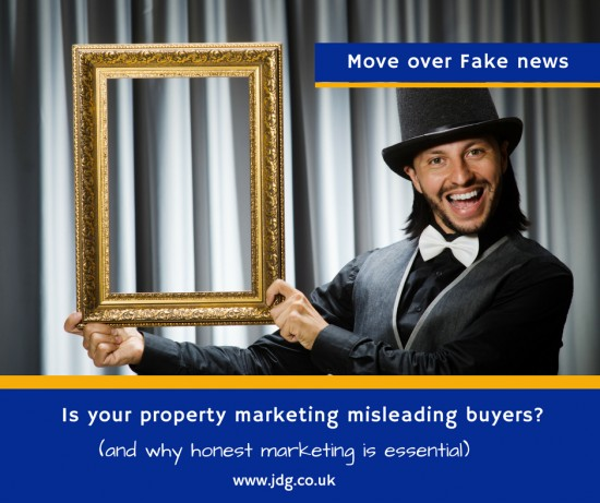 Is your property marketing too good?