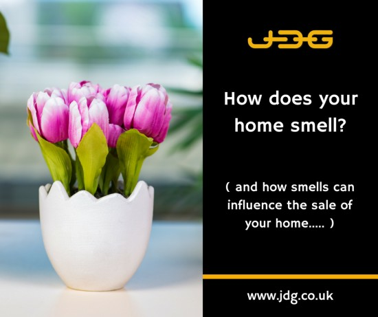 How smells can influence the selling success of your home