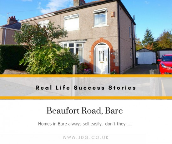 Real Life Success Stories.  Beaufort Road