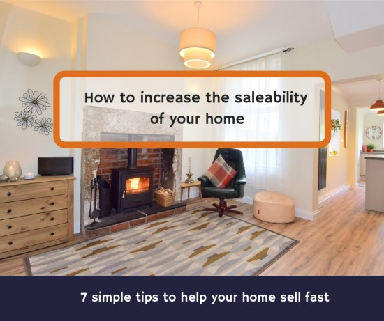 7 ways to increase the saleability of your home