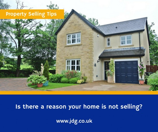 Is there a reason your home isn't selling?