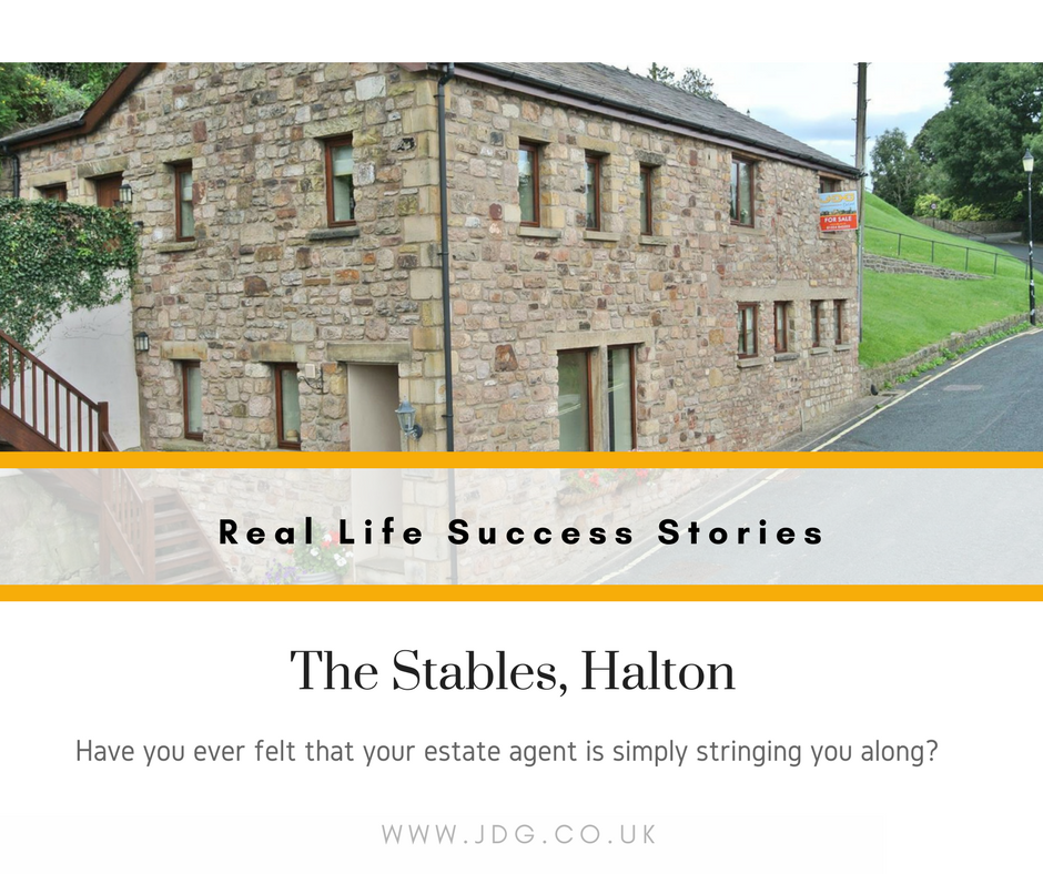 Real Life Succes Stories.   The Stables, Halton