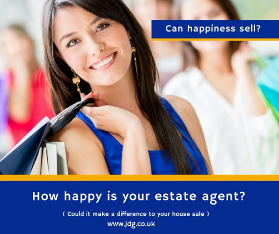 How Happy is your Estate Agent?