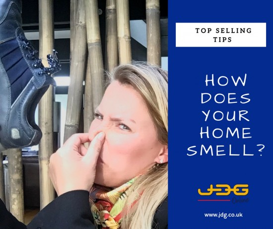 How does your home smell?