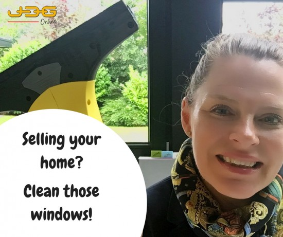 How clean are your windows?