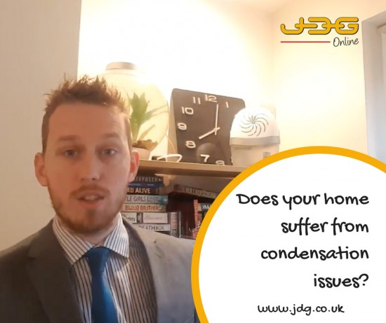 Does your rental property suffer from condensation?