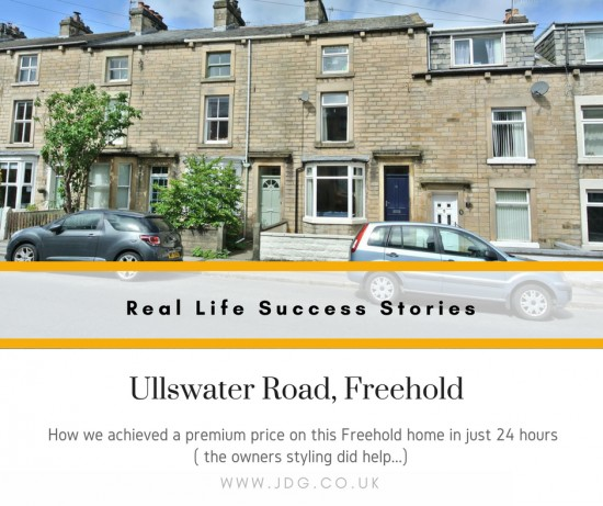Real Life Success Stories.  Ullswater Road, Freehold