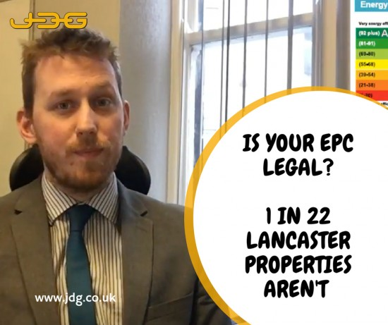 Is your Lancaster rental property legal to let out?