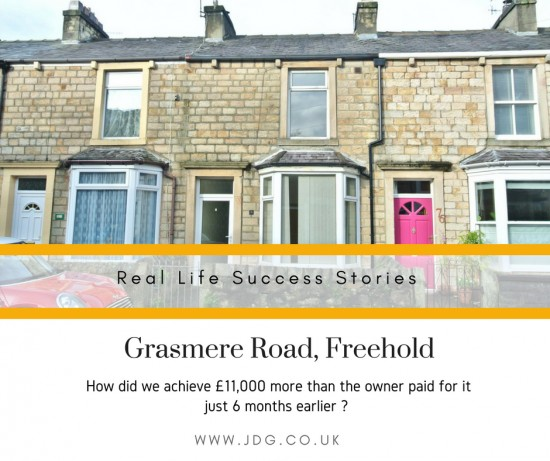 Real Life Success Stories.  Grasmere Road,  Freehold