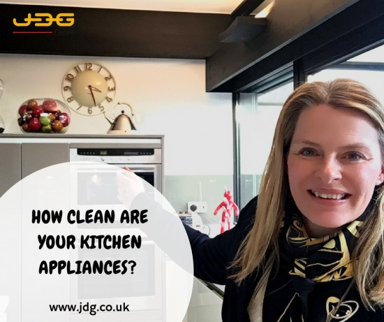 How clean are your appliances?