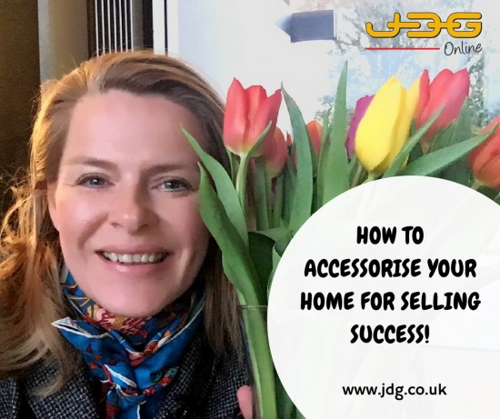 How to accessorise your home for selling success