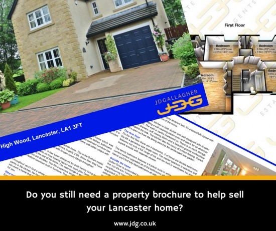 Do you still need a property brochure to help sell your Lancaster home?