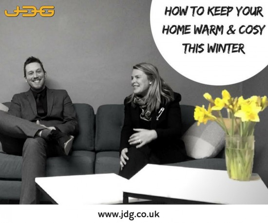 How to Keep your Home Warm & Cosy