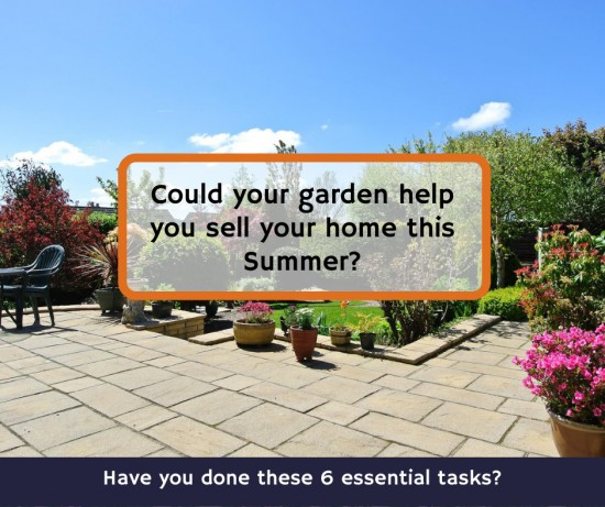 Can your garden help sell your home this Summer?