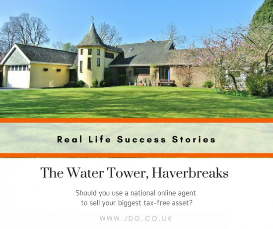 Real Life Success Stories - Selling The Water Tower, Havebreaks