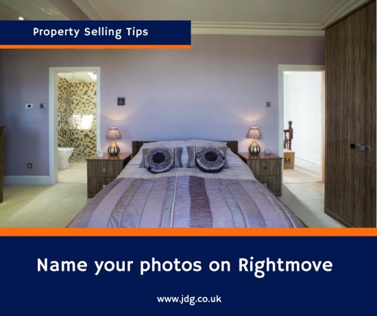 Have you named the photos of your home on Rightmove?