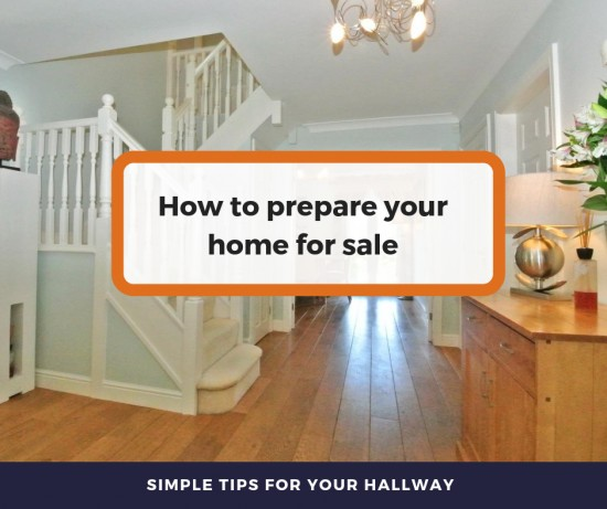Peparing your home for sale - The hallway