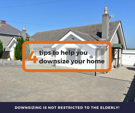 4 tips to help you downsize your home