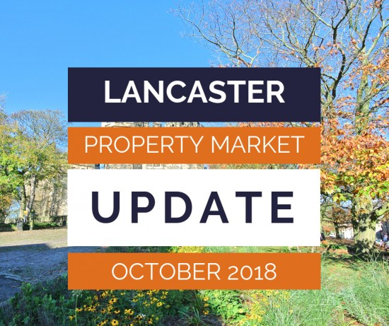 What really happened in the Lancaster Housing Market in October?