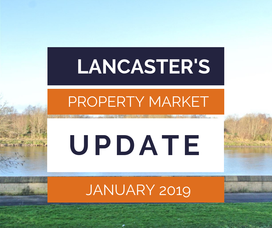 What really happened in the Lancaster Housing Market in January 2019?