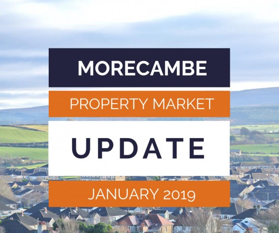 What really happened in the Morecambe Housing Market in January 2019?