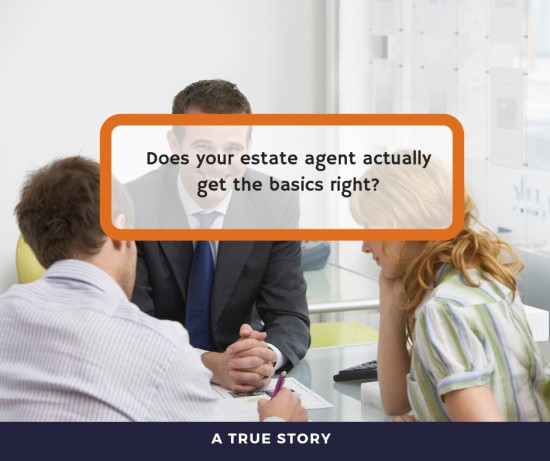 Does your estate agent actually get the basics right?