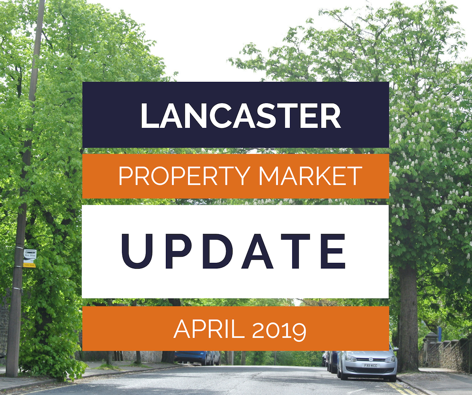 What really happened in the Lancaster Housing Market in April 2019