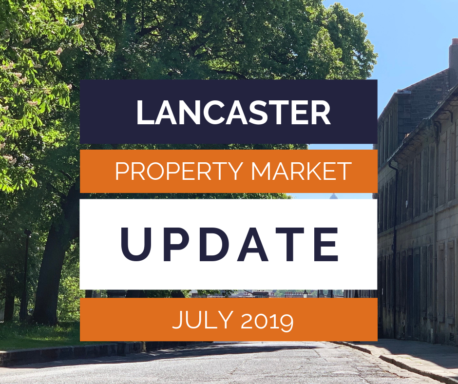 What really happened in the Lancaster Housing Market in July 2019?