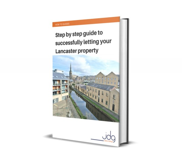 Step by step guide to successfully letting your Lancaster Property