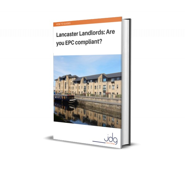 Lancaster Landlords.  Are you EPC compliant?