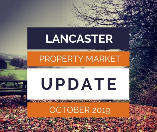 What is really happening in Lancaster Housing Market?  -  October 2019