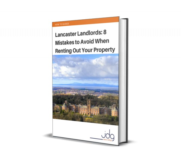 8 Mistakes to avoid when letting out our Lancaster Property