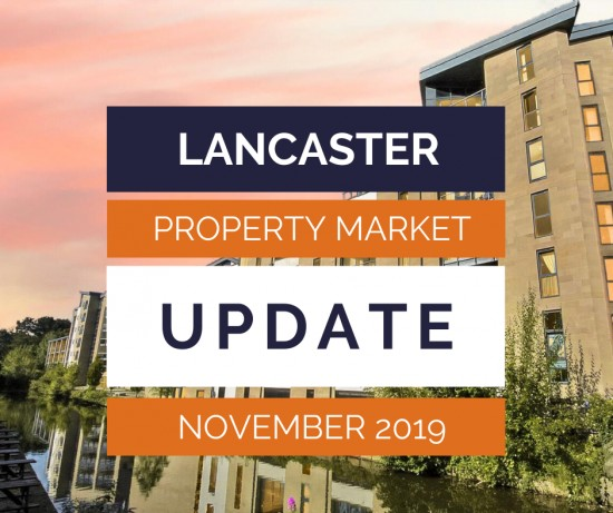What happened in the Lancaster Housing Market November 2019