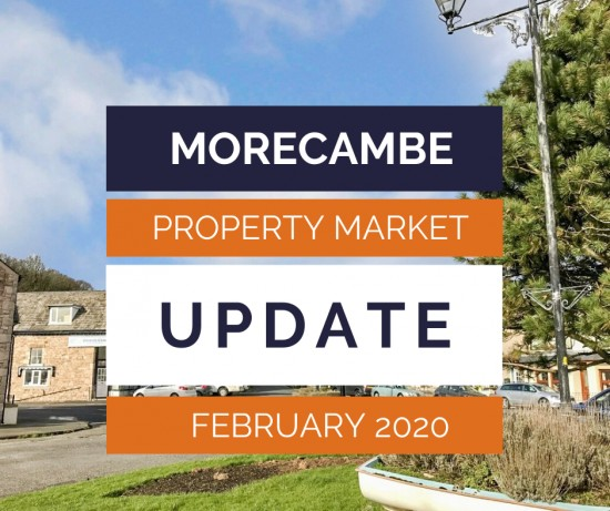 The Morecambe Property Market Report - February 2020