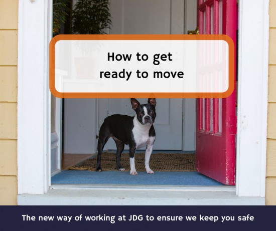 How to get ready to move home now the housing market is back open!