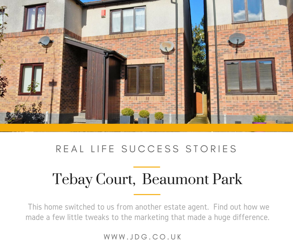 Case Studies. A Beaumont Park Success Story