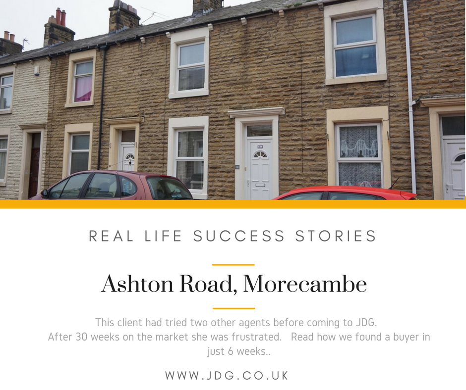 Case Studies. A Morecambe Client Success Story
