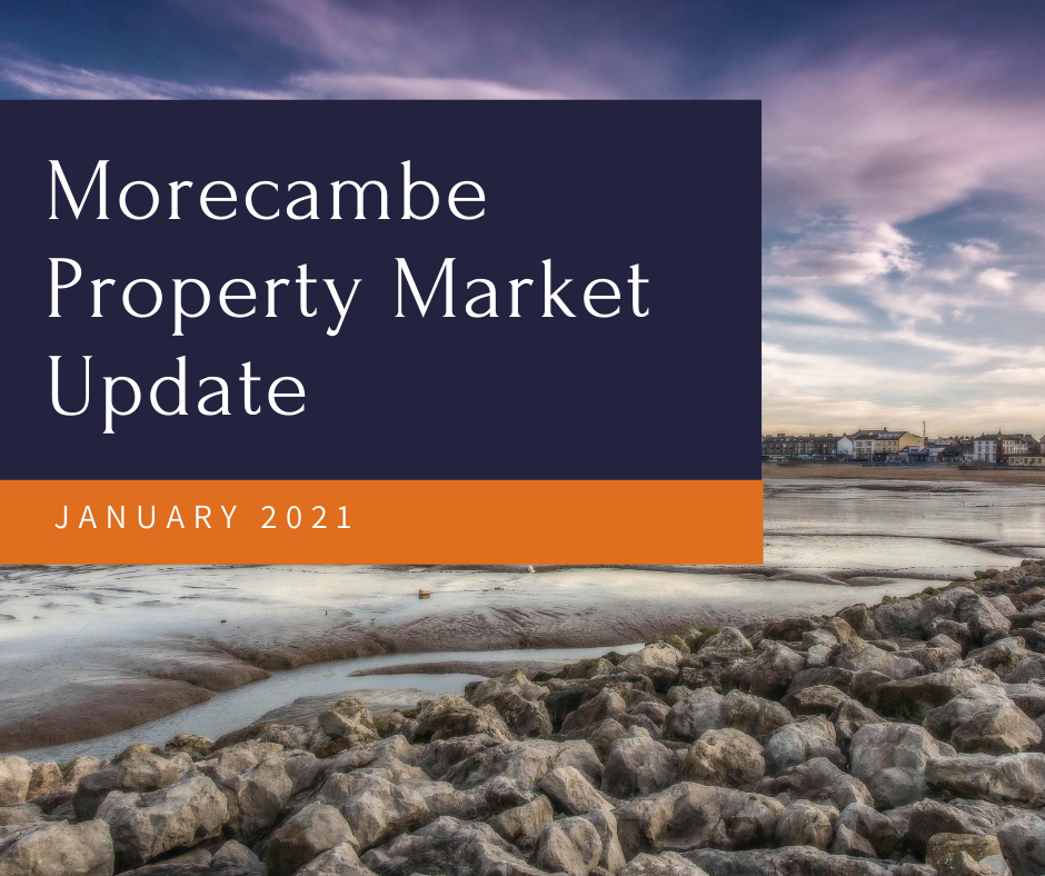 What is happening in the Morecambe Housing Market - January 2021