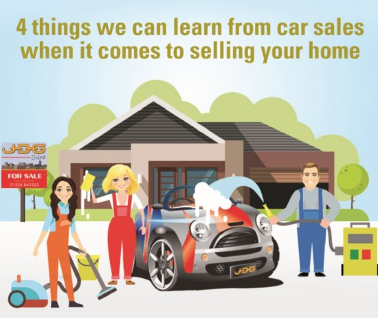 4 things we can learn from car sales when it comes to selling your home